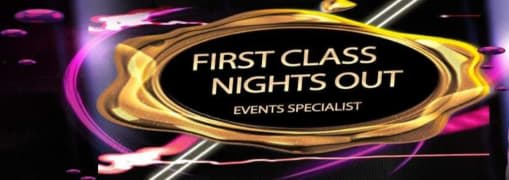 First Class Nights Out Events Specialist