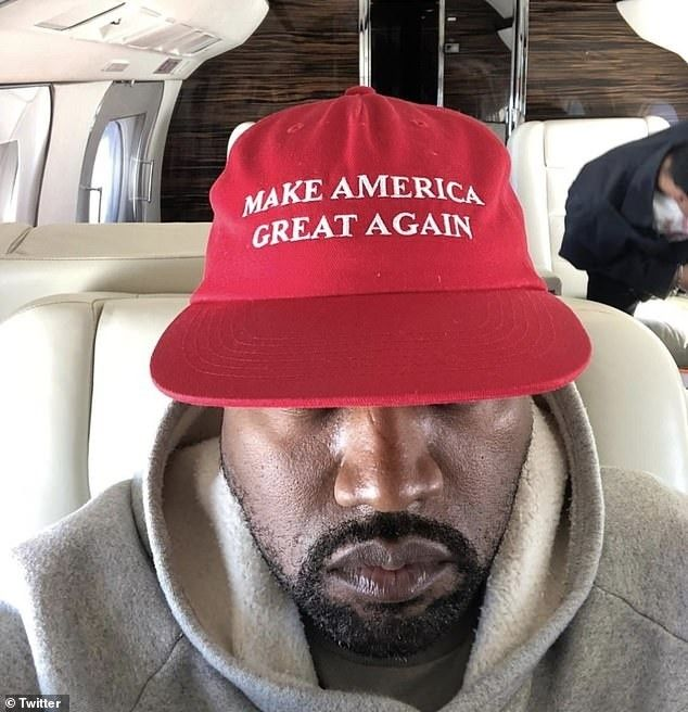 Kanye West Says He's Done With Trump—Opens Up About White House Bid, Damaging Biden And Everything In Between