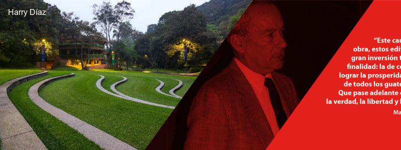 Jardín Manuel F. Ayau4