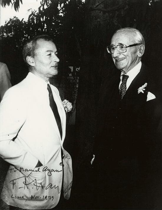 Muso-y-Hayek