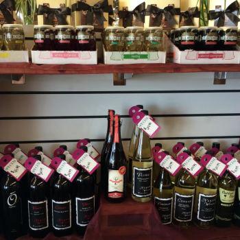 Beer Wine Gift Baskets
