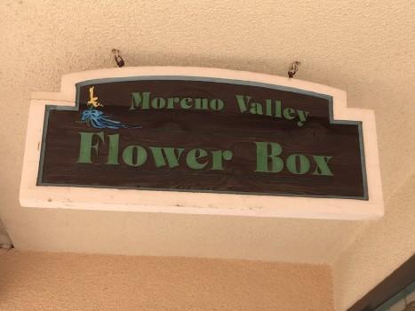 Moreno Valley Flower Box Is A Run By Sandra Ramirez In Ca Sine 1985