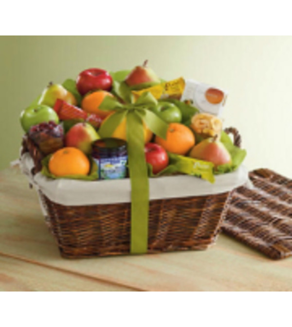 Organic Fruit Basket