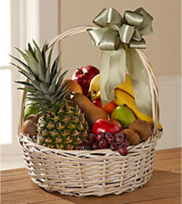 Sincerest Sympathy Fruit Basket