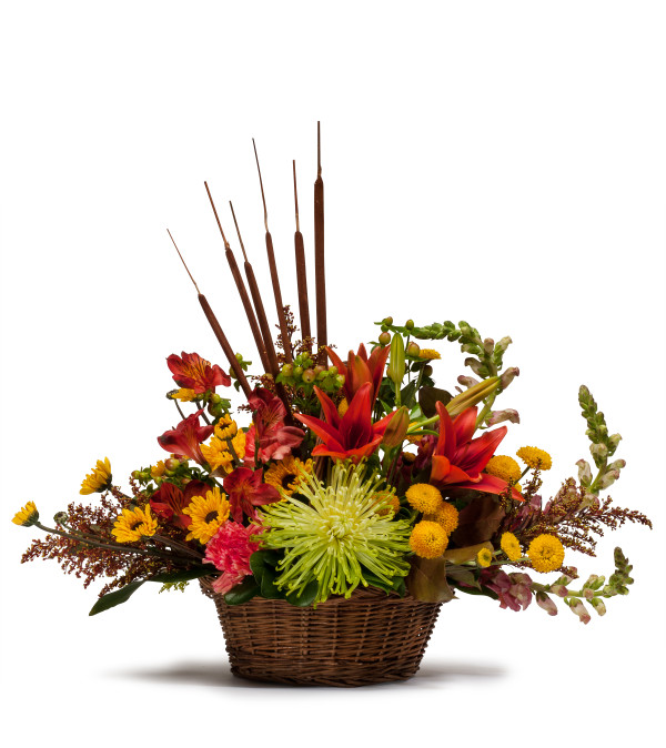 Abundant & Bountiful Basket