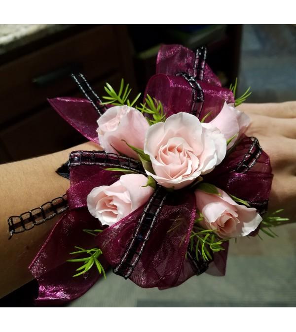 Be My Valentine Corsage