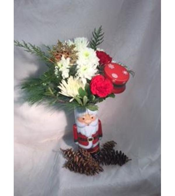 Santa The Tin Man