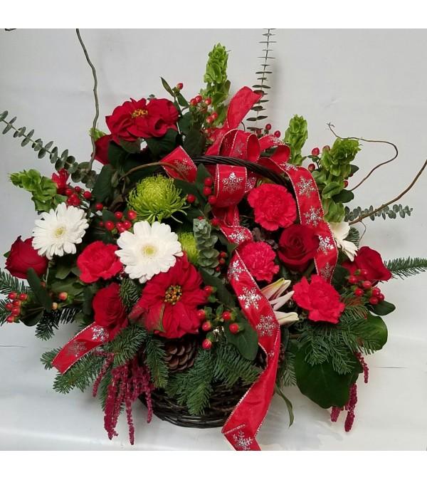 Sweet Christmas Basket