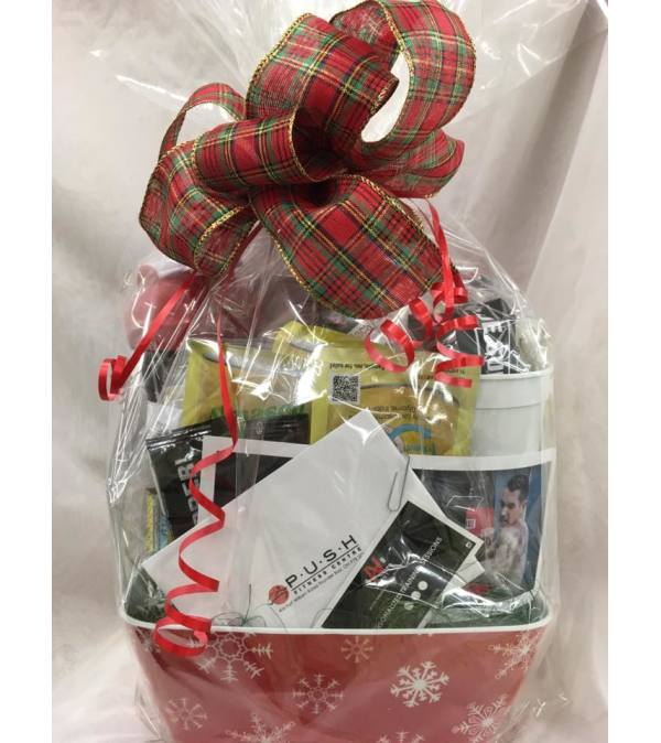Ultimate Fitness Resolution Basket