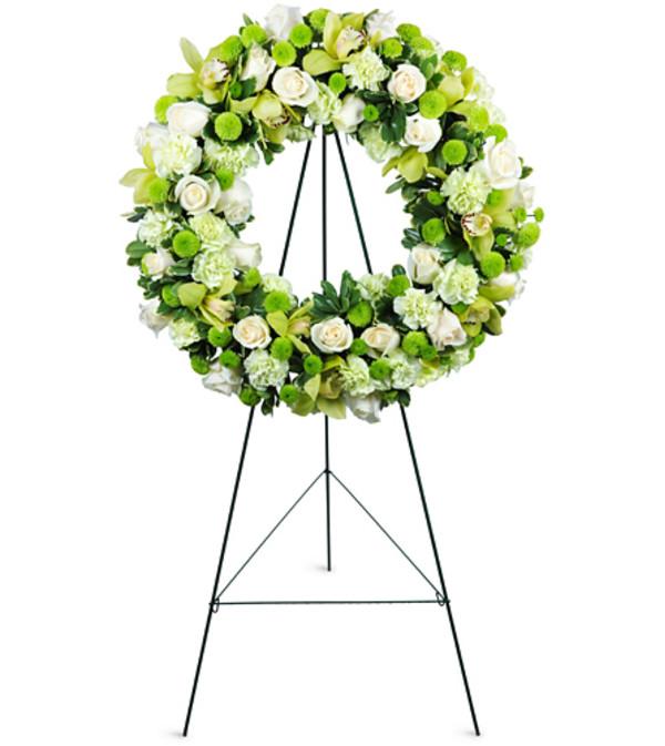 Serene Wreath