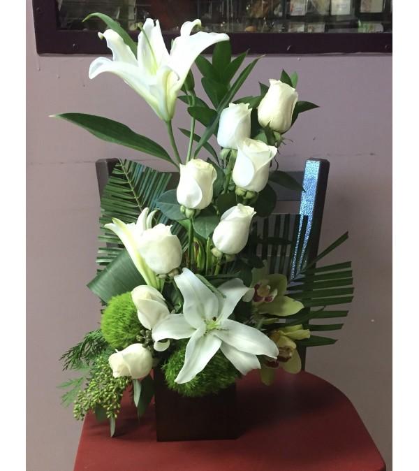 peace bouquet q