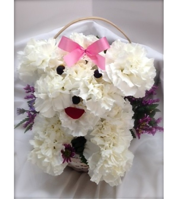 Puppy Dog Bouquet - Philadelphia, PA Florist