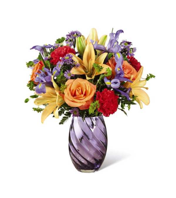 The FTD® Make Today Shine™ Bouquet