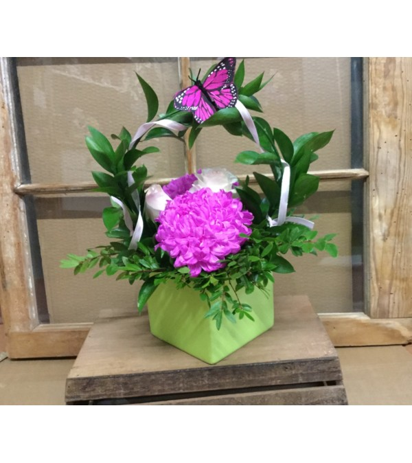 Surround Mom with Love Bouquet