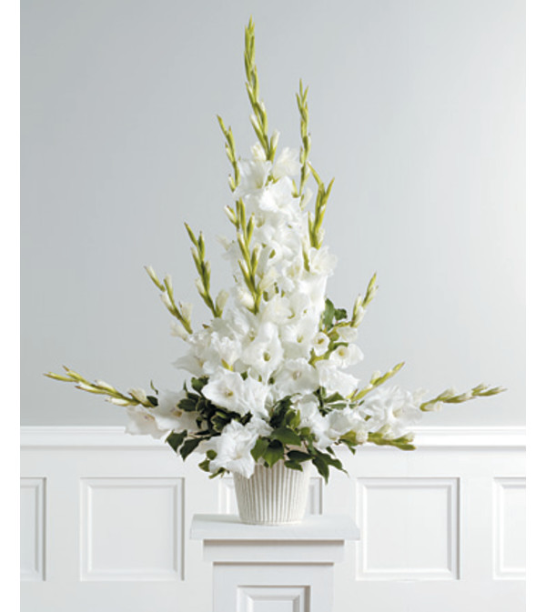 Traditional  Gladiolus Spray   SF7-21