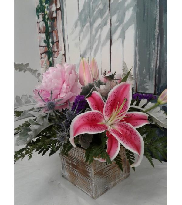 Lily summer box