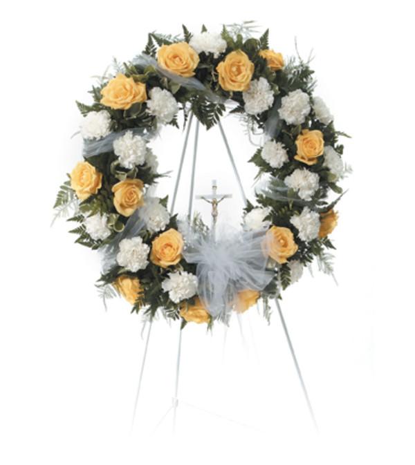 Open Wreath  CTT39-11