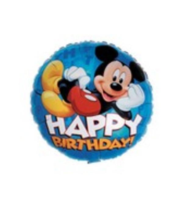 Mickey Mouse Happy Birthday Blue Cicero Il Florist