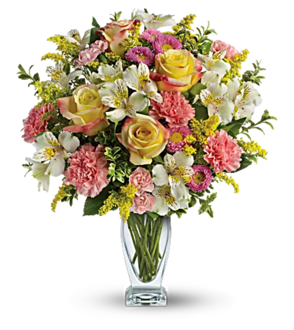 Romantic Couture Vase