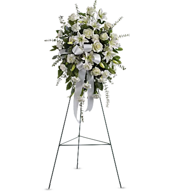 Teleflora - Sentiments of Serenity Spray