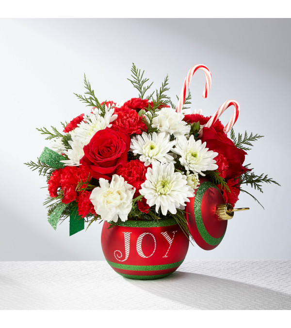 The FTD® Season's Greetings™ 2017 Bouquet