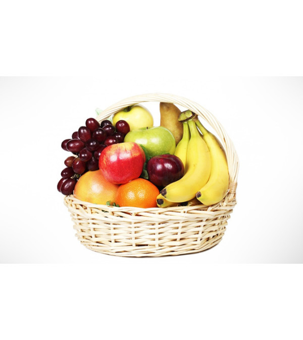 MIXED FRESH FRUIT BASKET