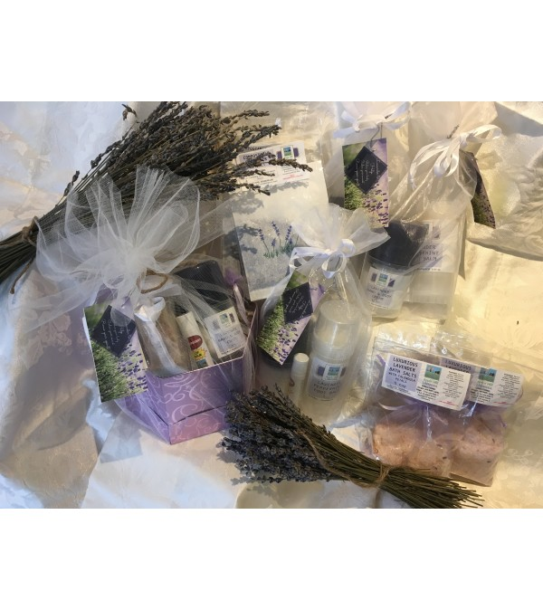 Our exclusive handmade lavender products are now available online