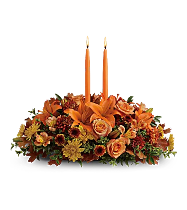 Teleflora - Family Gathering Centerpiece