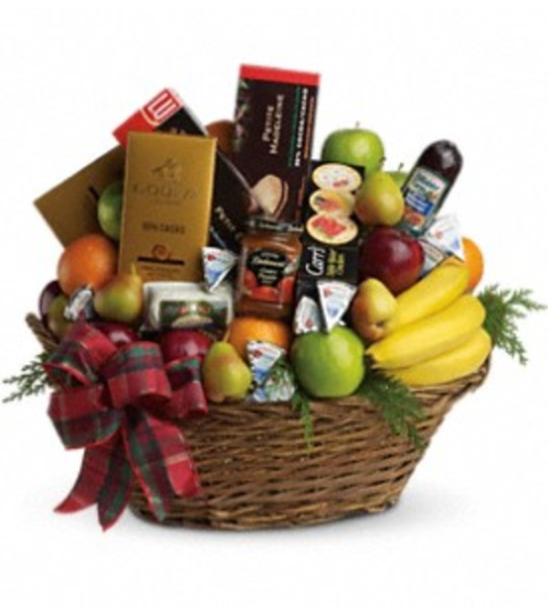 The Ultimate Christmas Basket
