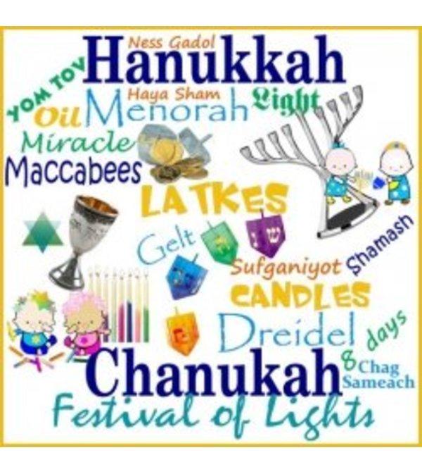 HANUKKAH / CHANUKAH