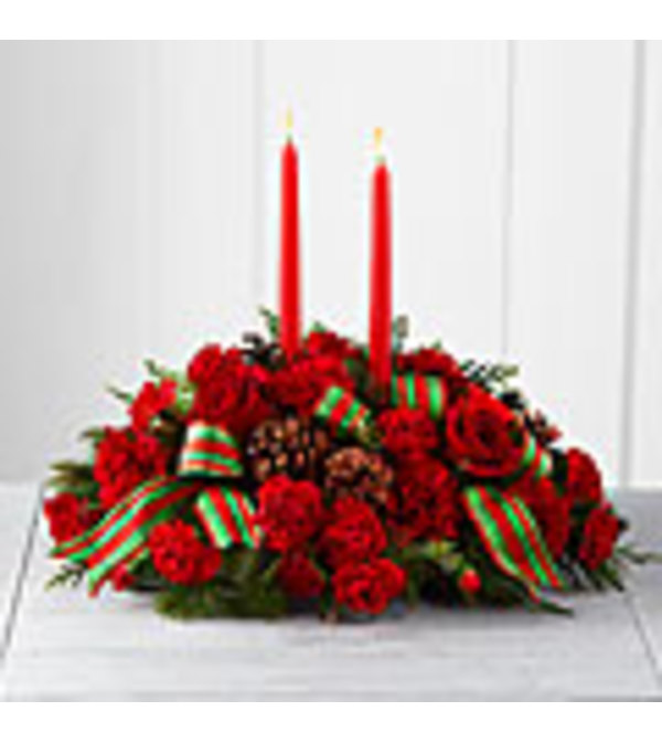 FTD - Holiday Classic Centerpiece