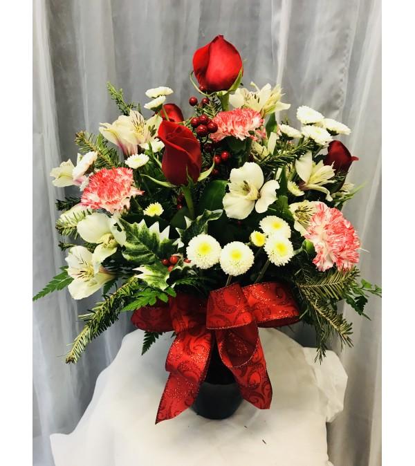 Ellington's Holiday Bouquet