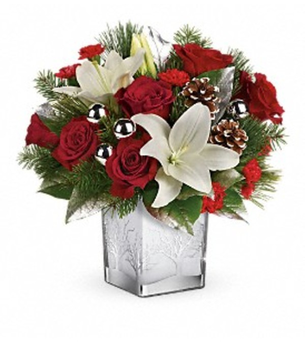 Teleflora S.A Hug Winter Cuddles