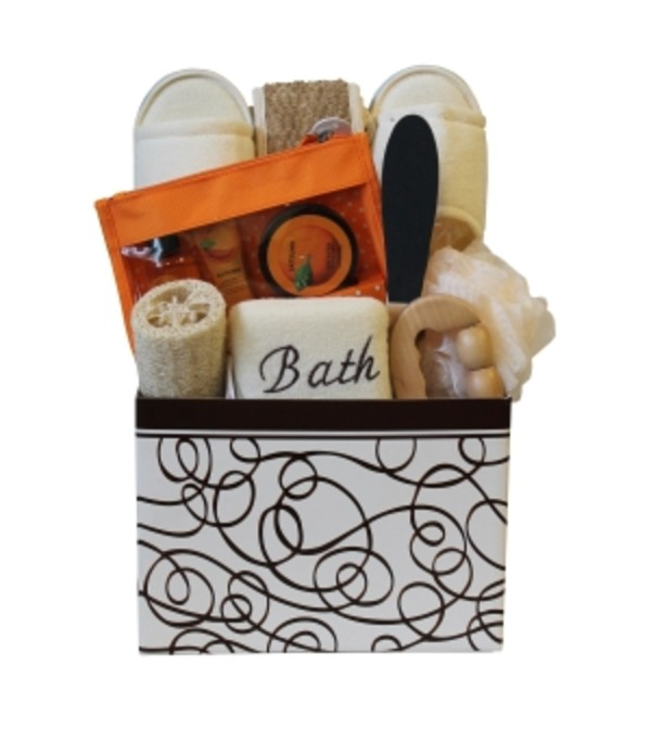 Comfort Luxury Basket - Shea Butter Scent