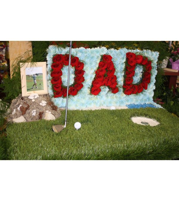 Custom DAD Golf