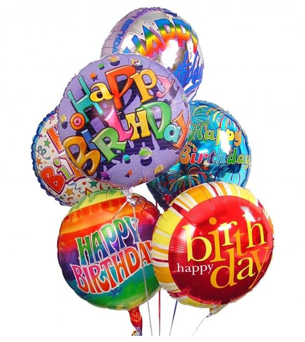 Birthday Balloon Bouquet