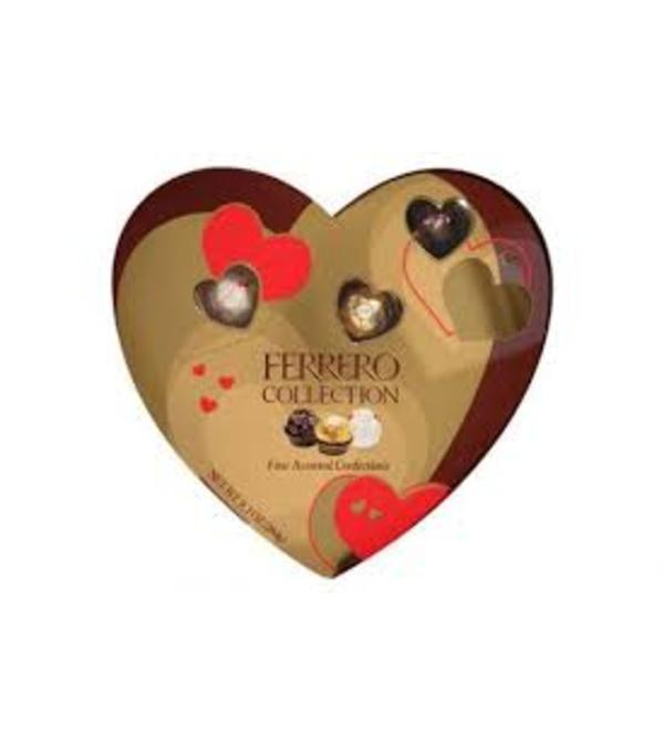 HEART SHAPED BOX CHOCOLATES
