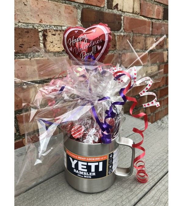 "Yeti 14oz ""mug of love"""
