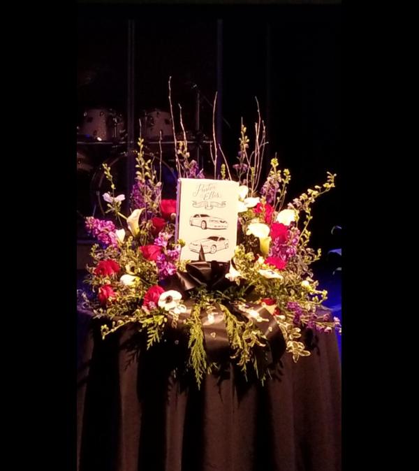Cremains Wreath