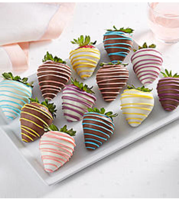 Speggtacular Dipped Strawberries