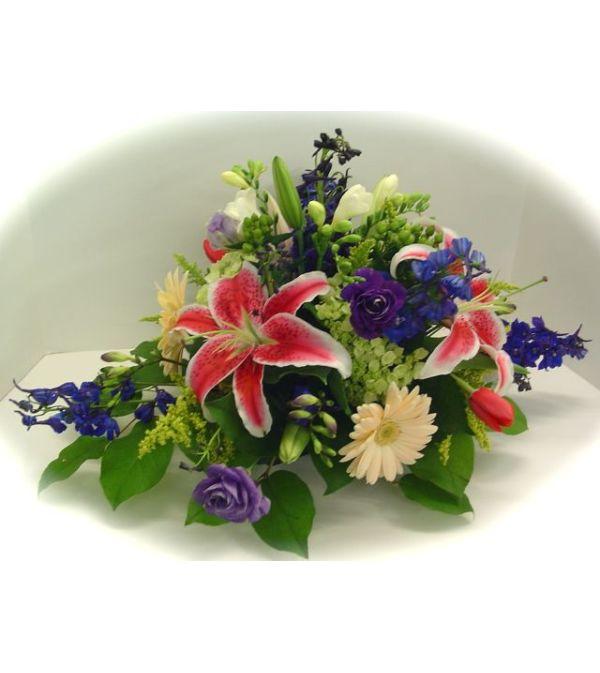 Hybrid Lily Centerpiece