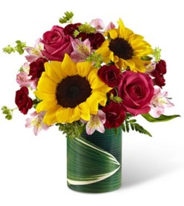 FRESH OUTLOOKS BOUQUET
