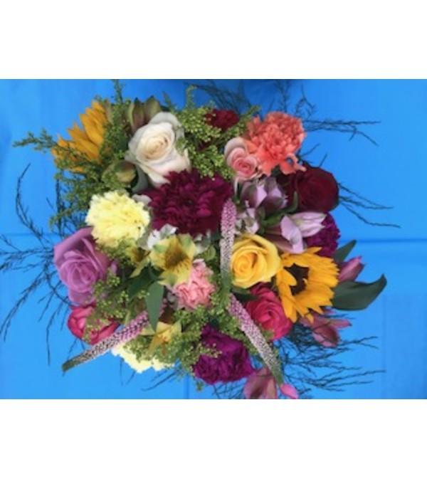 """FlowerWrap """"Abundance"""""""