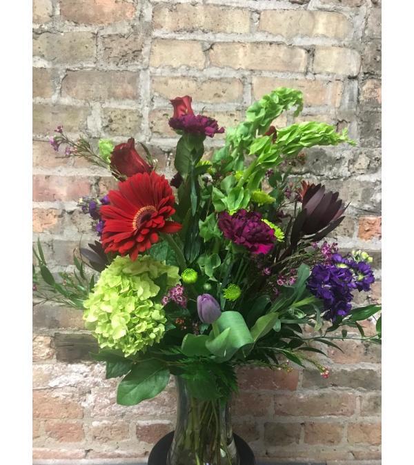Vibrant Beginnings Bouquet