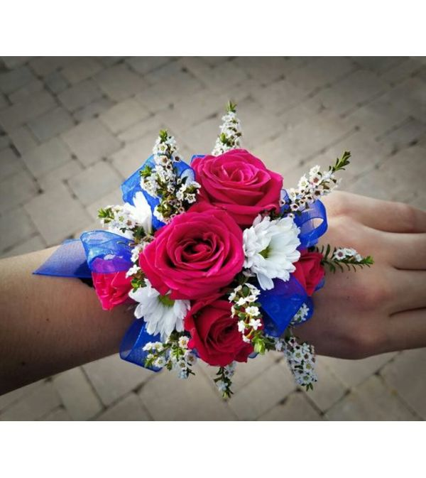 In Full Bloom Corsage