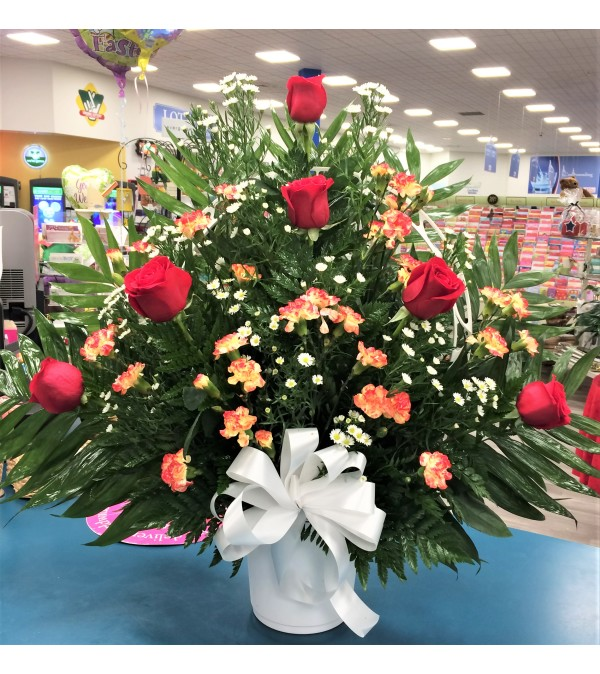 Celebration of Life Basket