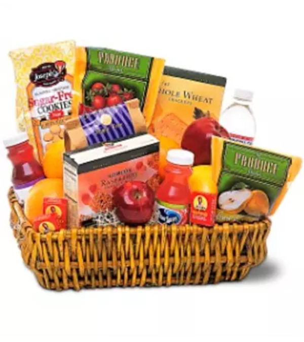 Healthy Gourmet Basket by Teleflora