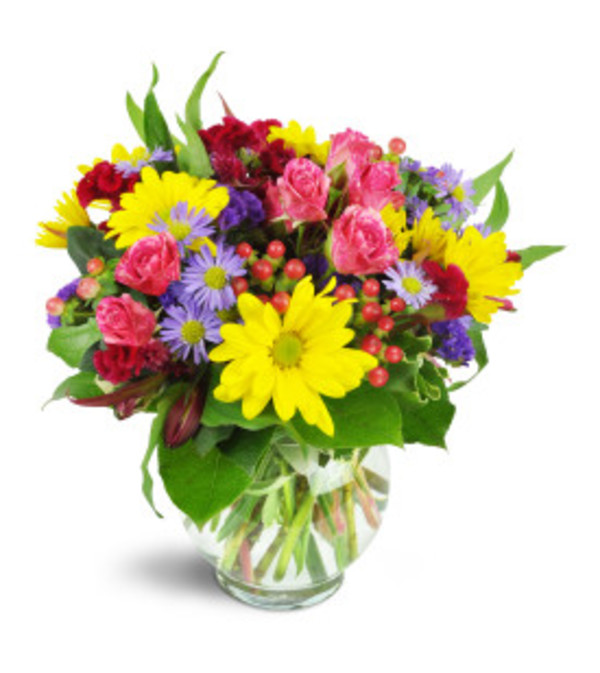 Joyful Thanks Arrangement