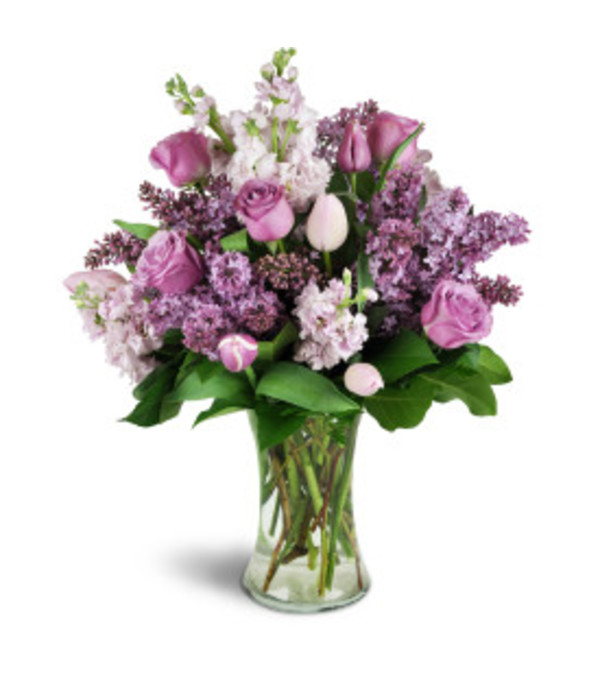 Fragrance for Spring Bouquet