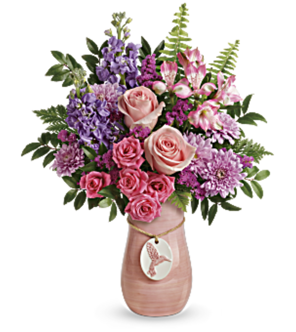 WINGED BEAUTY BOUQUET BY TELEFLORA